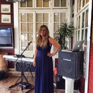 Emmy at gig gbg